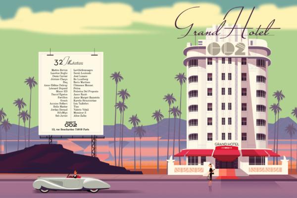 Grand Hôtel 002 / Monsieur Z